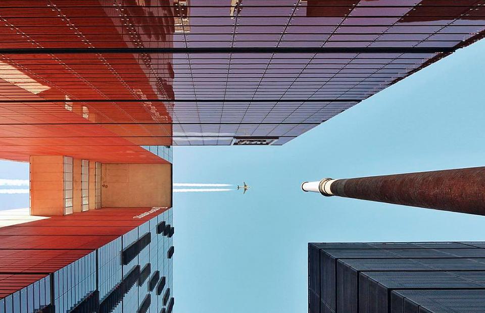 Инстаграм недели: геометрия Барселоны