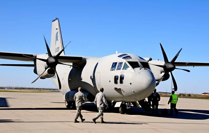 Потеря двух бортов за неделю: кто устроил «самолётопад» ВВС США? геополитика