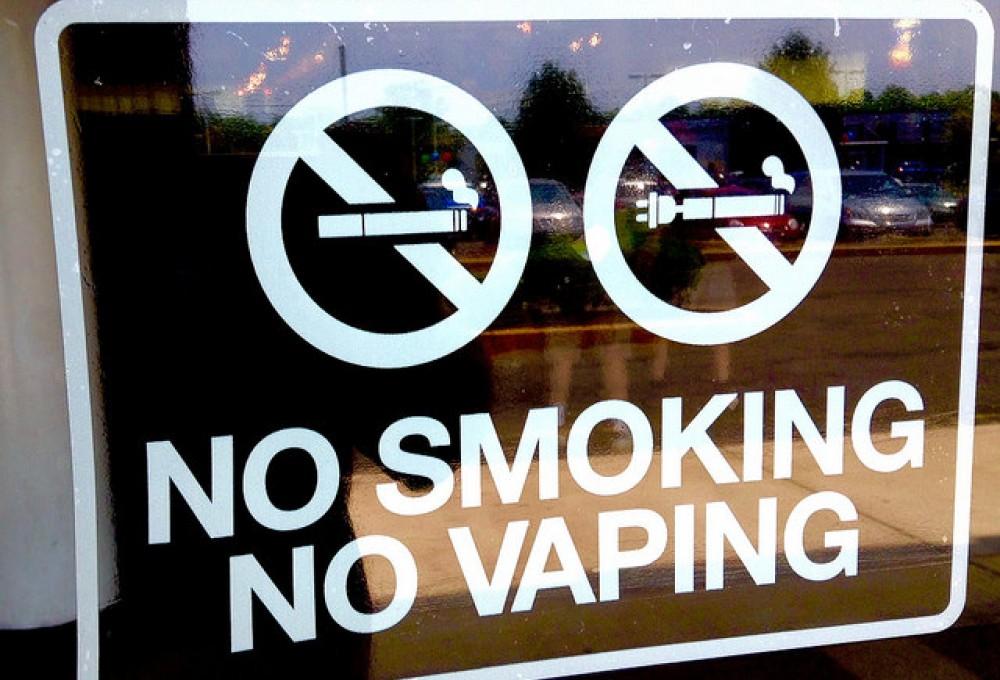 В парках США запретили электронные сигареты