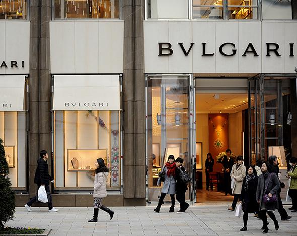 Bvlgari будет самостоятельно…
