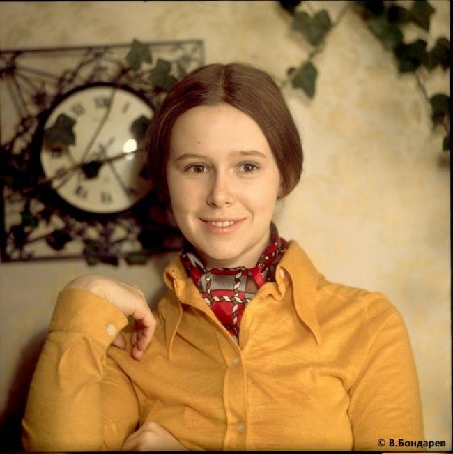 Вспомним? Великолепные фото самых красивых звезд советского кино от Владимира Бондарева