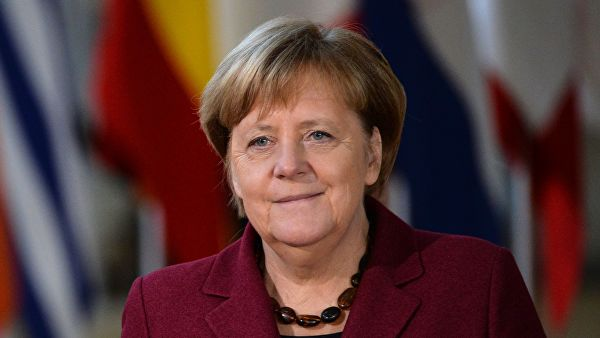 Меркель заявила о достигнуто…