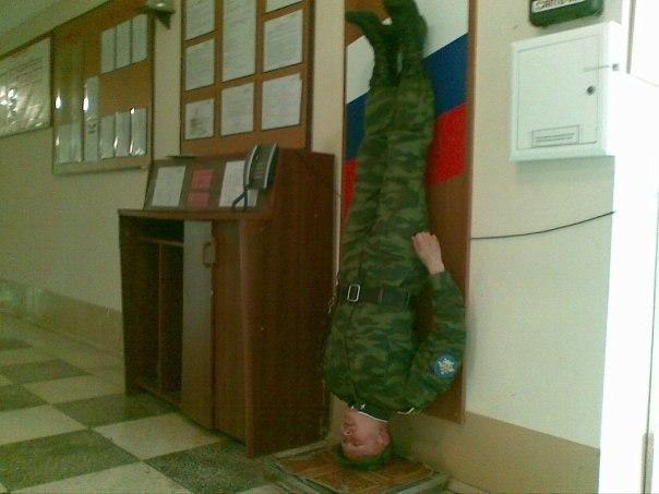 Картинка прикол в наряде армия, картинки смыслом жизни
