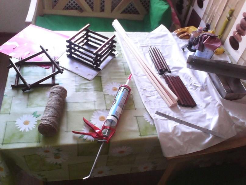 Последние штрихи декорирования. ремонт, рукожопие, японский стиль