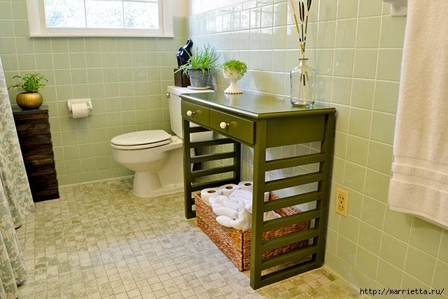 Двери для ванной комнаты своими руками