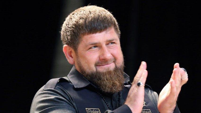 Кадыров ответил Слепакову на…