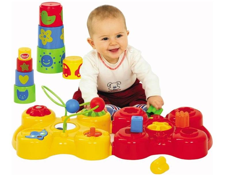 Игрушки, необходимые для ребенка до года