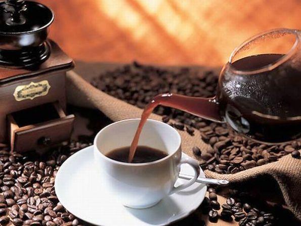 Кофе — необычное применение.
