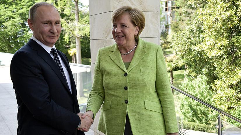 Трудно быть Меркель