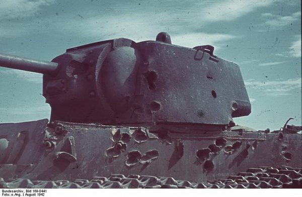 Танкист Коновалов: за смертью и обратно