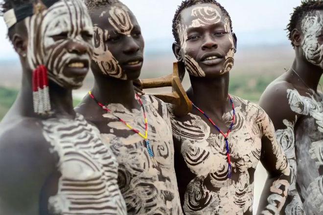 5 затерянных племен, которые живут вне цивилизации