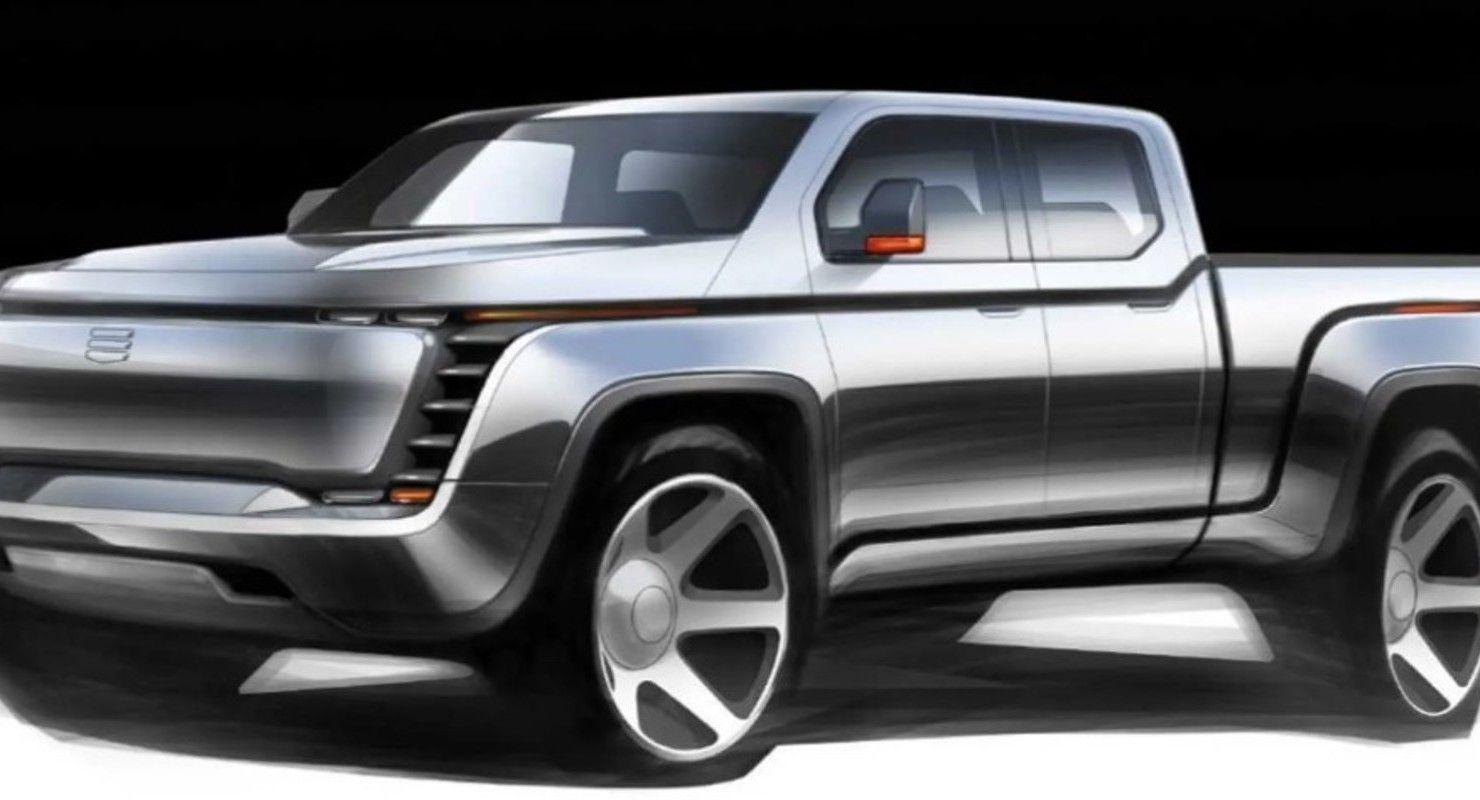 Электрический фургон Lordstown похвастается лучшим в классе запасом хода Автомобили