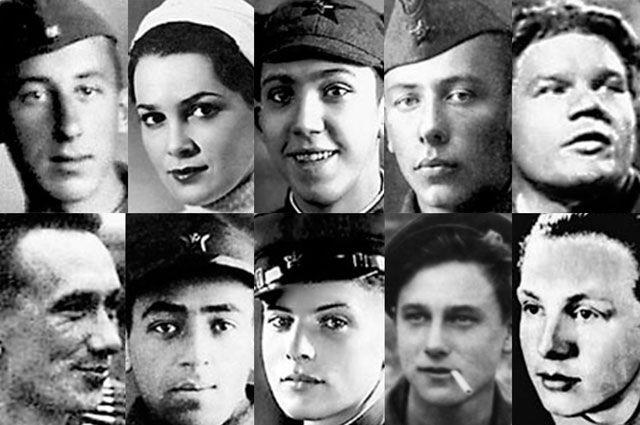 10 известных актёров-фронтовиков советского кино