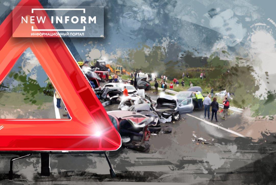 В жутком ДТП на трассе М-1 в Смоленске погибли два человека