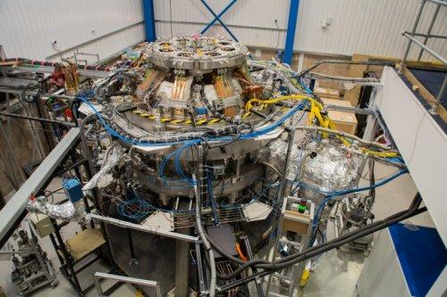 В реакторе ST40 компании Tokamak Energy была создана плазма, температурой в 15 миллионов градусов Цельсия