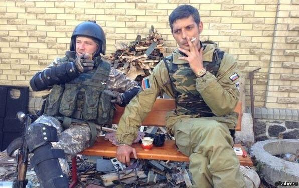 15 Героев Русского Донбасса