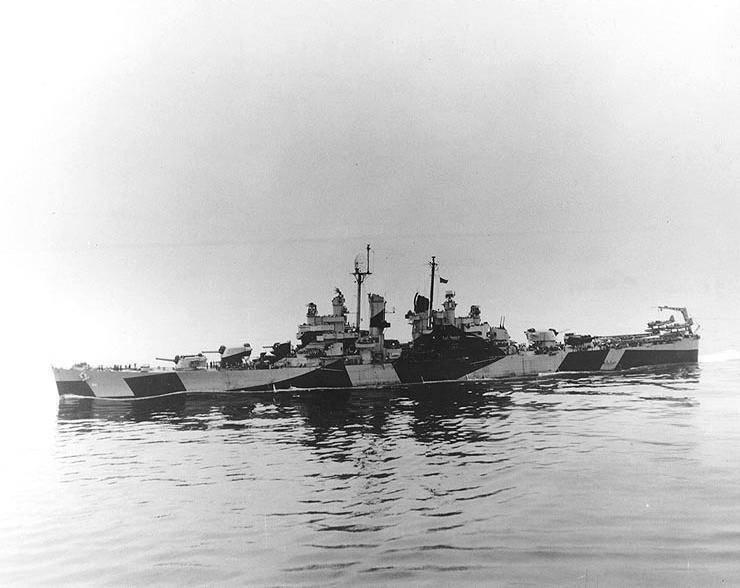 Боевые корабли. Крейсера. «Ямато», выходи… Бить будем! вмф