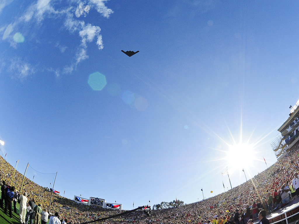 53 25 потрясающих фото от ВВС США