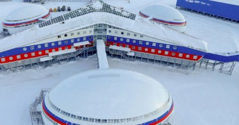 «Владычеству России в Арктике пришел конец» - сообщают Американские СМИ