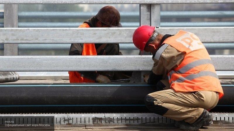 Мост через Сходню специалисты отреставрируют в Зеленограде