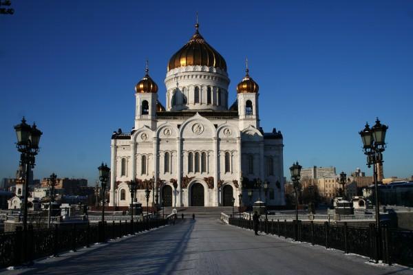 Храм Христа Спасителя город Москва история, ссср, факты