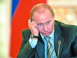 Путин и колоссальный долг России