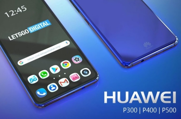 Huawei планирует выпустить новые смартфоны P300, P400 и P500 новости,смартфон,статья