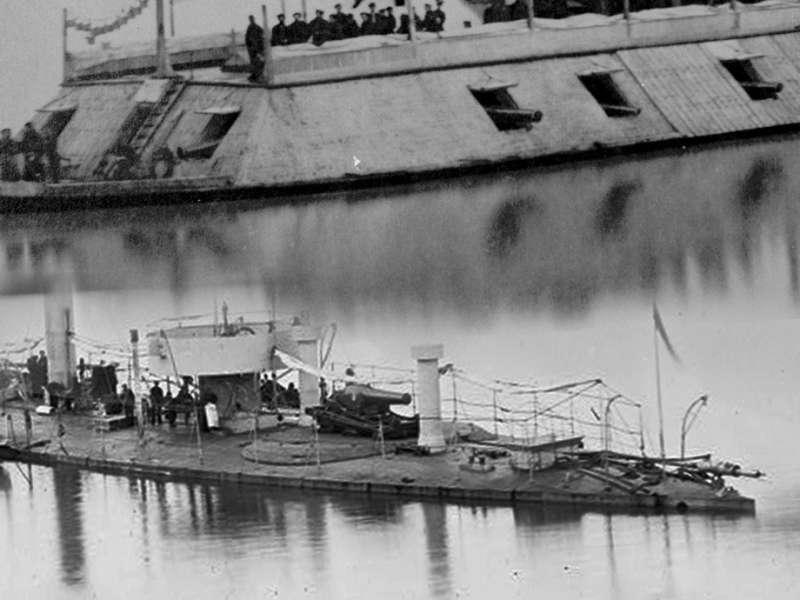 Военно-морские суда времён Гражданской войны в США