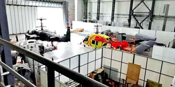 Палубный вертолет Ка-65 «Минога» — окутан тайной
