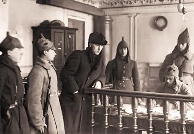 Из уголовных хроник 1920-х годов
