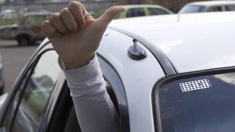 Вежливость на дорогах