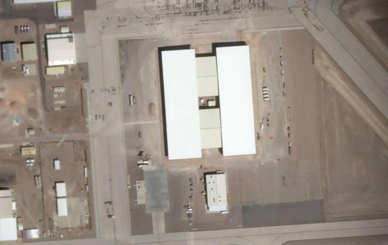 В США гадают о предназначении огромного ангара на территории секретной «Зоны 51» Новости