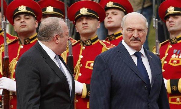 Александр Лукашенко ужаснулся тому, «во что превратили Абхазию»