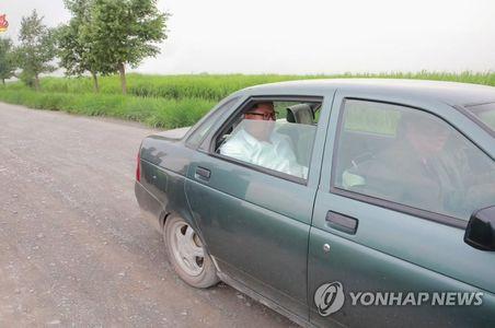 Ким Чен Ын пересел на Ладу Приору