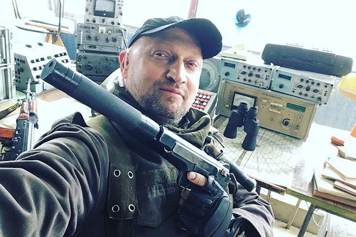 Гойко Митич и Гоша Куценко с…