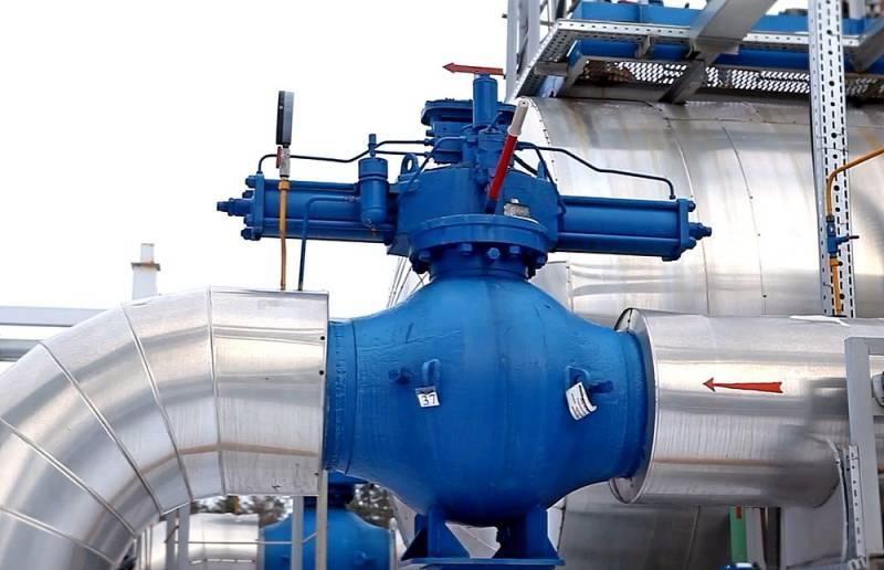 Bloomberg раскрыл условие Москвы для увеличение поставок газа в Европу