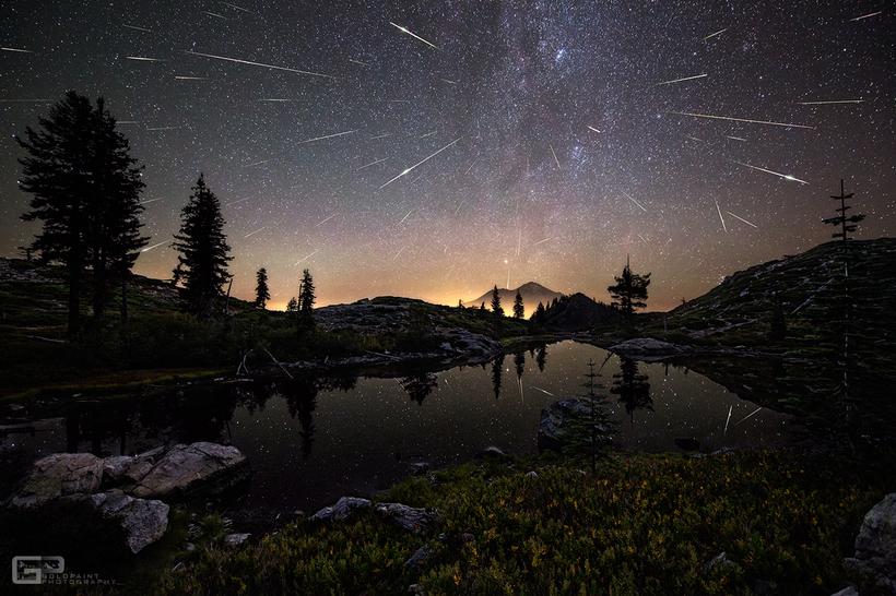 Что мы видим во время звездопада, если звезды никуда не падают