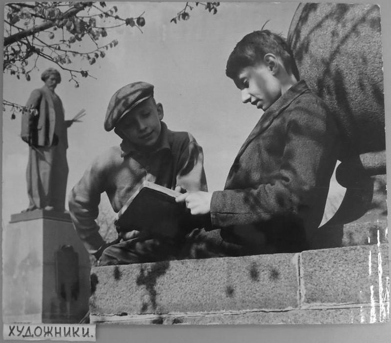 Снимки 1960-70-х годов фотографа-этнографа Георгия Аргиропуло 27