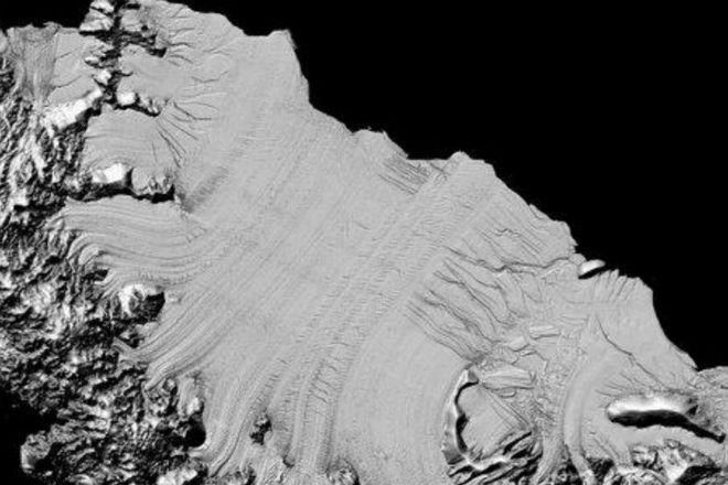 Ученые составили новую подробную карту Антарктиды