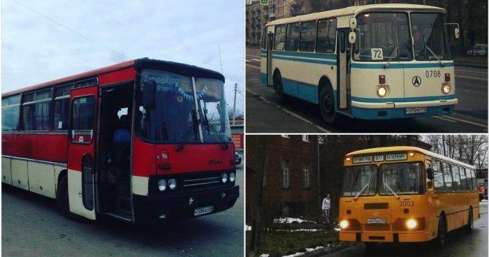 25 фотографий советских автобусов прямо из нашего детства