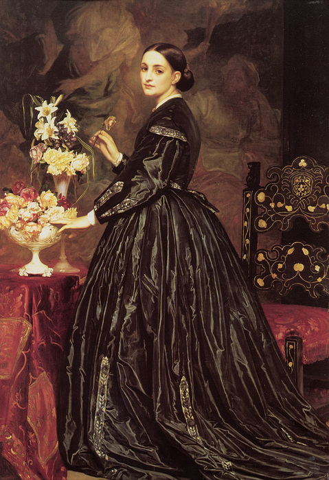 Leighton_Mrs_James_Guthrie (600x950, 194Kb)