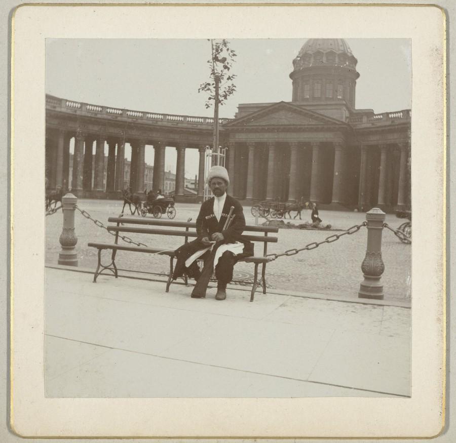 «Вдоль по Питерской».  Эксклюзивный фоторепортаж  европейского  корреспондента  в позапрошлом веке