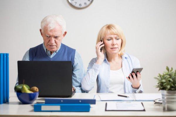 Повышение пенсионного возраста, как симптом отсутствия совести у власти