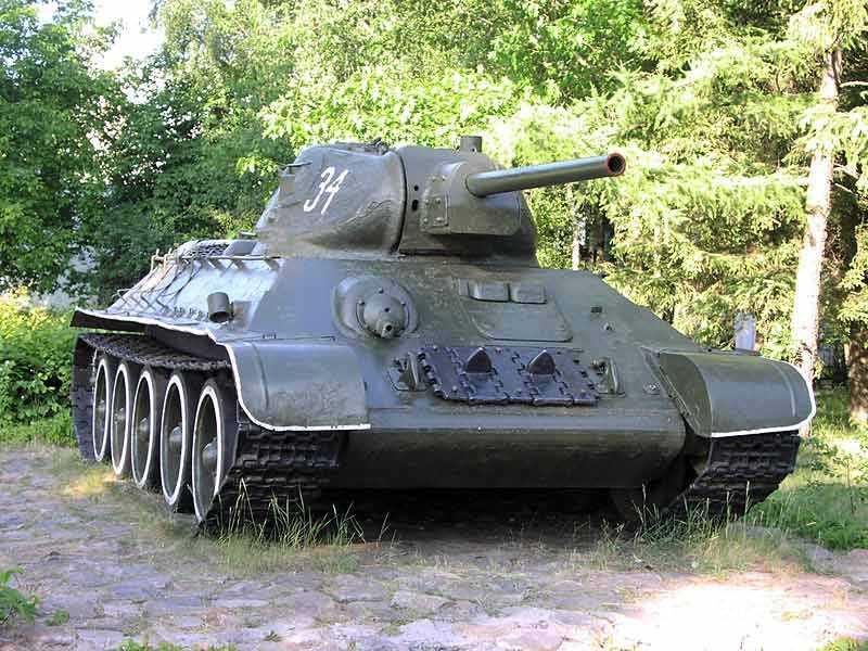 Т-34 история, т-34, факты