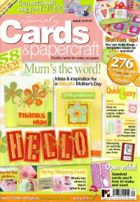 Simple cards&papercraft № 3 2007г. (бумаготворчество)