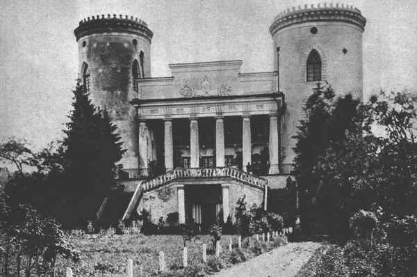 Какой замок в Украине самый красивый?