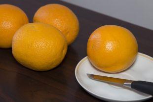 3 способа быстро почистить апельсин. Видео-инструкция