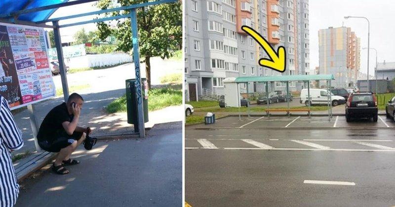 Остановки России: самые безумные остановки на планете
