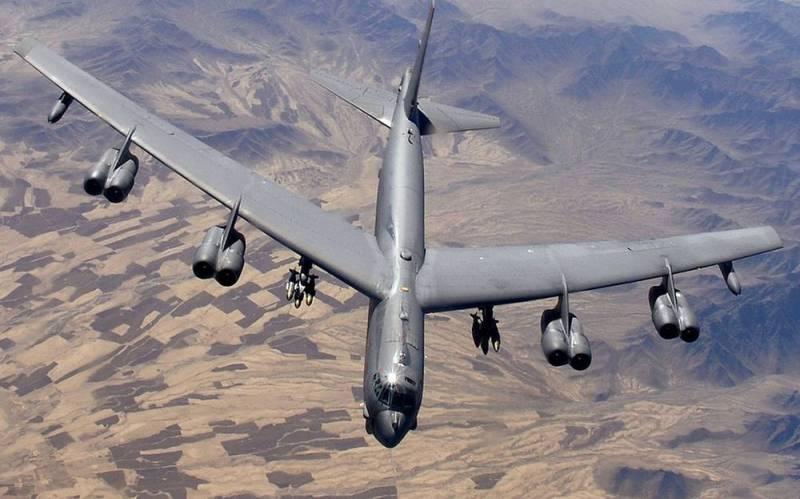 Стратегические бомбардировщики B-52 в США модернизируют за 2,6 млрд долларов Техно