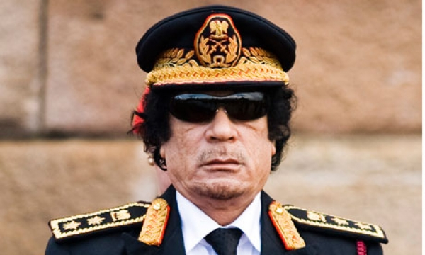 Пророческие слова Муаммара Каддафи об Украине (год 2009)